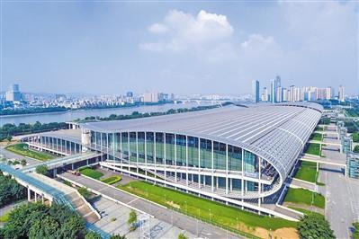 琶洲国际会展中心(资料图片)广报全媒体记者苏俊杰摄