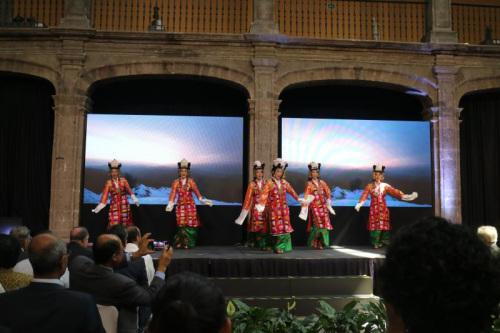 图片来源:中国驻墨西哥大使馆网站
