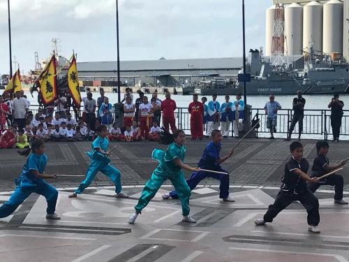 图片来源:中国驻毛里求斯大使馆网站