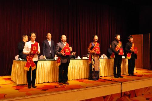 图片来源:云南省侨办网站