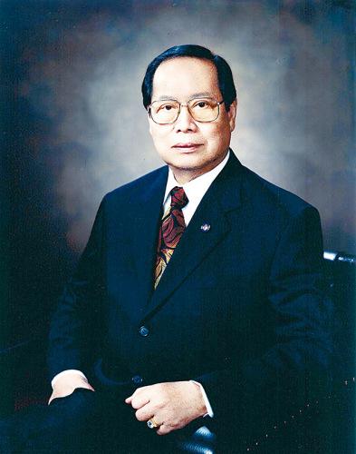 著名慈善家吴宏丰博士。(图片来源:泰国《世界日报》)