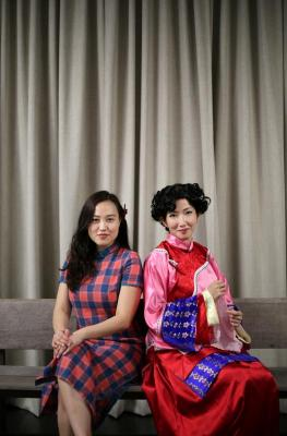 新加坡英语剧演员演华语剧 用戏剧语言感染生