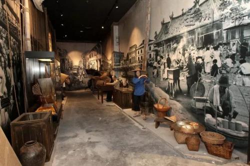 博物馆内部设计,充满南洋风味。(图片来自星洲日报)