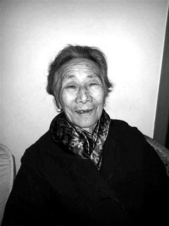 张翠英是今年去世的第11位幸存者