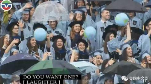 哥大毕业典礼在其位于曼哈顿上西区的校园内举行。
