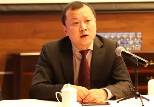 中国公安部刑侦局电信网络犯罪侦查处副处长张军警官。