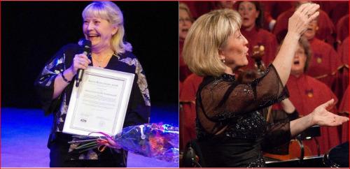 2016年度瑞典合唱团最佳指挥Marie J:son Lindh Nordenmalm