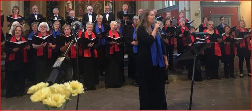 瑞典Nora诺拉合唱团