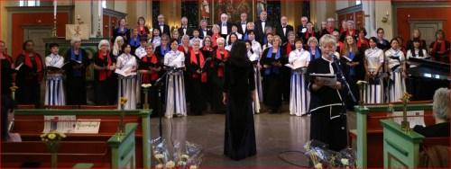 中文大合唱 中国著名民歌《茉莉花》