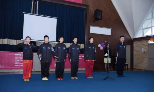 六名华人少年将代表新西兰国家队首次出征国际青少年武术锦标赛。(来源:新西兰中华新闻社)