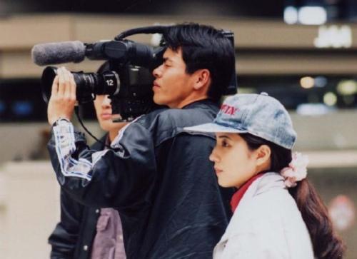 纪录片摄制现场。(图片由CCTV大富电视台提供)