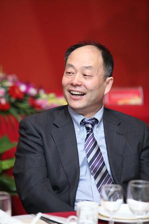 安进医疗董事长赵伟。受访者供图