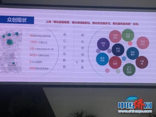 """""""张江园区科技之旅""""走进张江国际创新港。 供图。"""