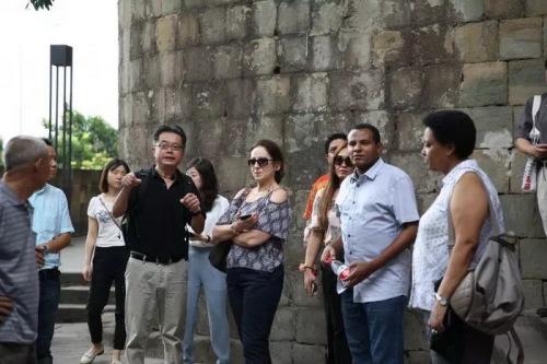 触摸东水门老城墙,感受渝中深厚的文化积淀和历史底蕴