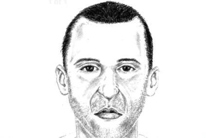 达拉斯警方公布嫌疑人画像。(图片来源:视频截图)