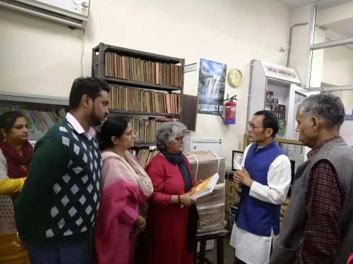 图片来源:中国驻印度大使馆网站