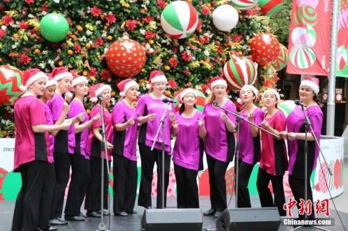 悉尼将开启全新圣诞节活动