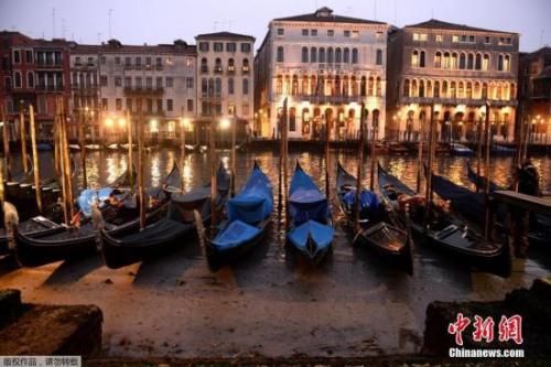 资料图:威尼斯。