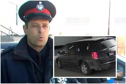 警方寻获涉案车辆