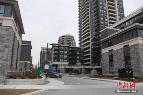 图为记者3月24日拍摄的案发公寓外景。<a target='_blank' href='http://www.chinanews.com/'>中新社</a>记者 余瑞冬 摄