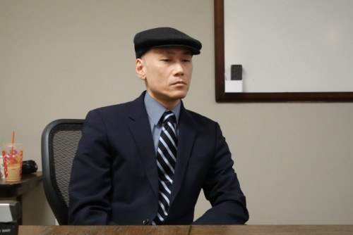 梅国威日前讲述自己多年遭遇的歧视行为。(图片来源:美国《世界日报》 金春香╱摄)