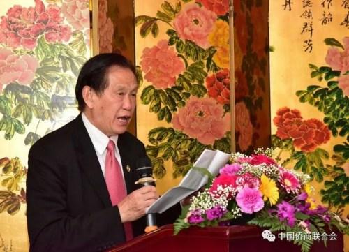 """图片来源:""""中国侨商联合会""""微信公众号"""