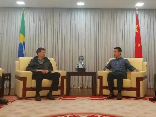 图片来源:中国驻圣保罗总领馆微信公众号