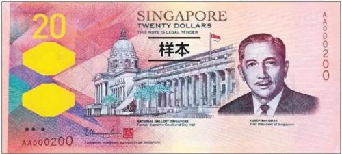 图片来源:新加坡金融管理局官网