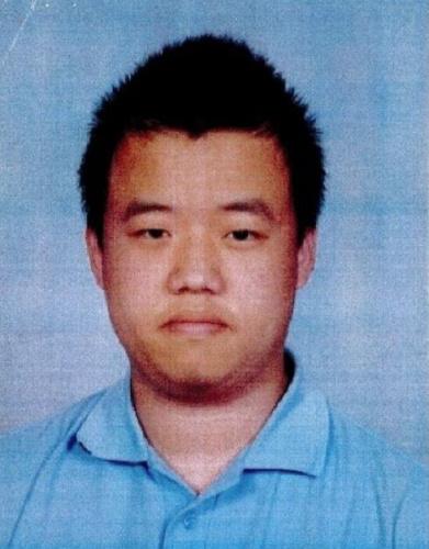 失踪的中国籍少年王冠文。(新州警方图片)