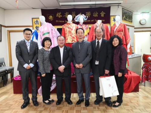 图片滥觞:中国驻朱我本总发馆网站
