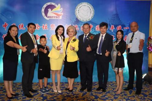 亚洲地区中国统促会理事会泰国召开 嘉宾合唱尽显中华情