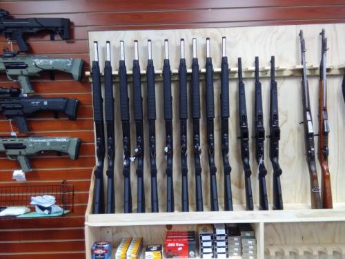 探访纽约首家华人枪店:开店手续复杂 当地居民欢迎