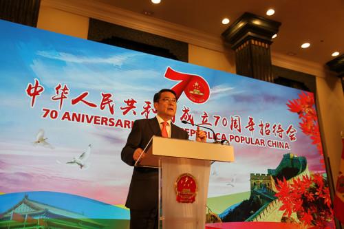 图片滥觞:中国驻西班牙年夜使馆网站