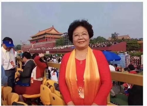 海外天津籍侨胞为祖国70周年华诞