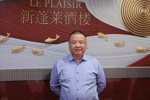 """姜金玉的""""新蓬莱""""是一家地道的温州风味餐厅,同时又有各地的特色菜。(《欧洲时报》/孔帆 摄)"""
