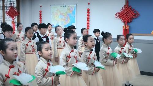 韩国中韩子女教育协会《歌曲串烧》