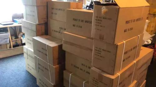 助力抗疫 新西兰中国留学生及华人青年在行动