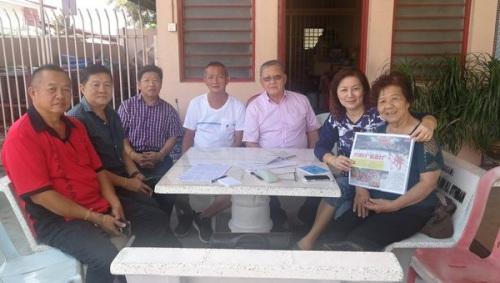 当地人民代议士拟申请爪夷村列入大马长寿村记录大全获天后宫理事会欢迎。(来源:马来西亚 《南洋商报》 )