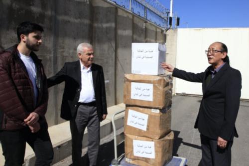 图片来源:中国驻黎巴嫩使馆网站