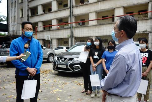 图片来源:中国驻越南大使馆网站