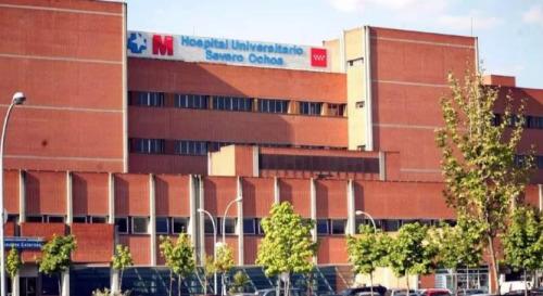 叶涵荃工作所在的塞韦罗•奥乔亚医院(图片来源:温州市委统战部微信公众号)
