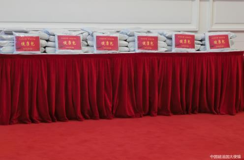 图片来源:中国驻法国大使馆