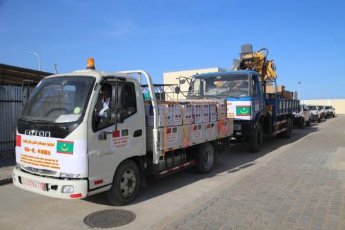 图片来源:中国驻毛里塔尼亚大使馆网站