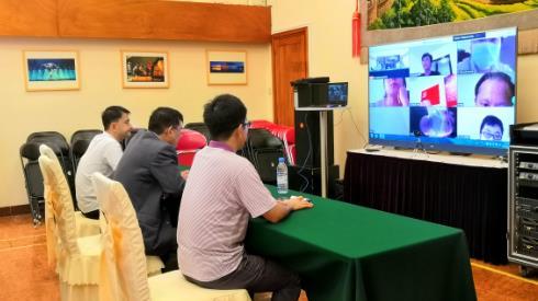 图片来源:中国驻塞内加尔大使馆网站