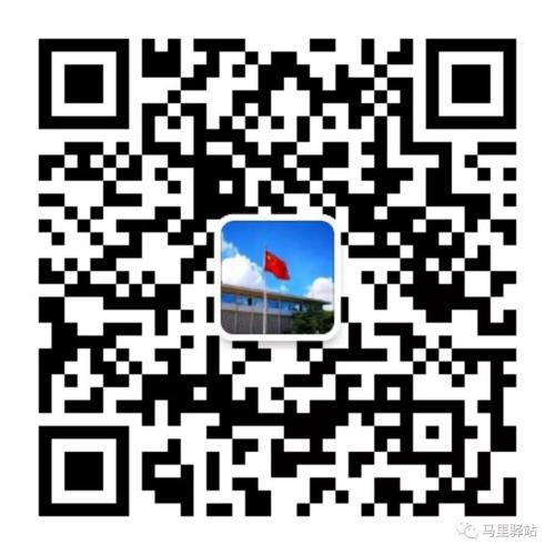 图片来源:中国驻马�z里大使馆网站
