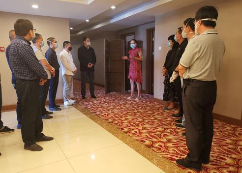 图片来源:中国驻马拉维大使馆网站