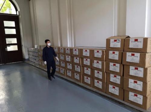 图片来源:中国驻奥地利大使馆微信公众号