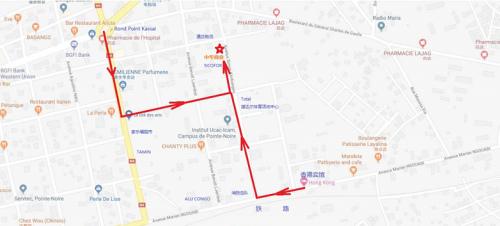 中国驻刚果布使馆将赴黑角市开展领事服务现场办公