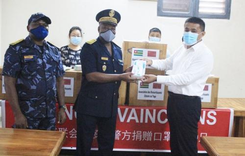 图片来源:中国驻多哥大使馆网站