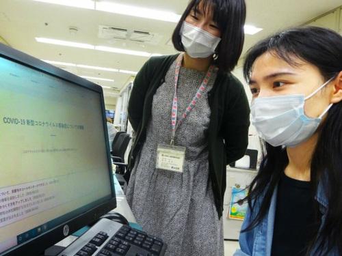 日本新华侨报:中国留学生建疫情资讯链接提供多语种翻译